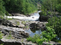 Fonds d'écran Nature Cascades