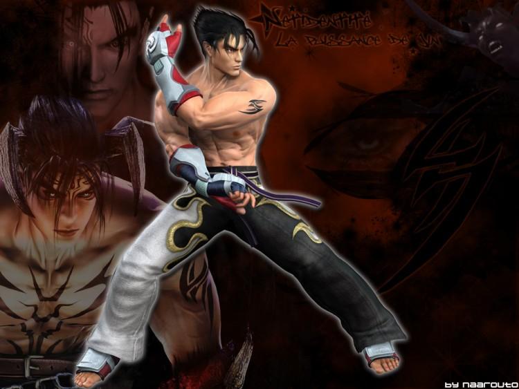 Fonds d'écran Jeux Vidéo Tekken 5 Tekken