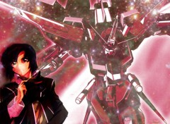 Wallpapers Cartoons Asran & Justice Gundam