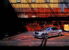 Fonds d'écran Voitures Mercedes Wallpaper