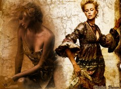 Wallpapers Celebrities Women Charlize vue par Moi :)