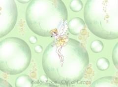 Fonds d'écran Manga Out of Green