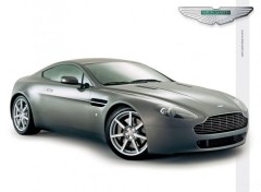 Fonds d'écran Voitures Aston Martin wallpaper by bewall.com
