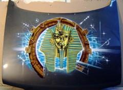 Fonds d'écran Art - Peinture stargold