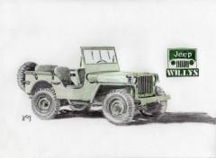 Fonds d'écran Art - Crayon Willys