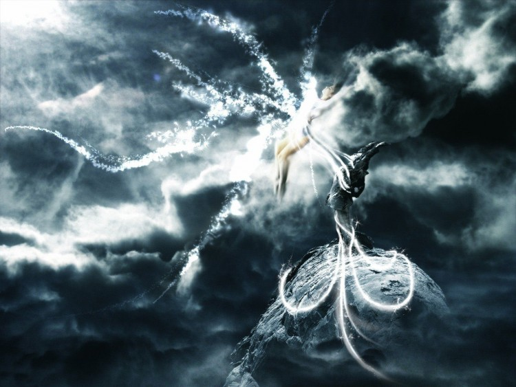 Wallpapers Fantasy and Science Fiction Angels angel death