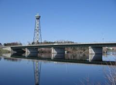 Fonds d'écran Constructions et architecture Pont de Shawinigan