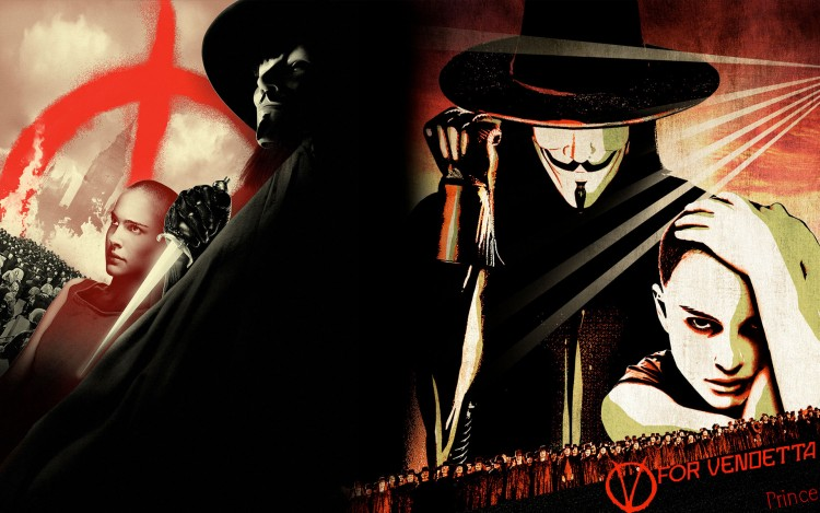 Wallpapers Movies V for Vendetta Wallpaper N°137637