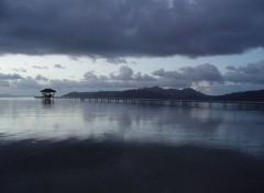 Wallpapers Trips : Oceania coucher de soleil
