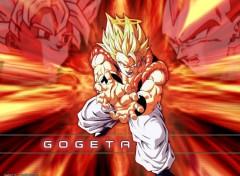 Fonds d'écran Manga gogeta