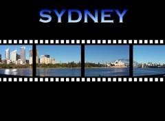 Fonds d'écran Voyages : Océanie La baie de Sydney