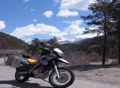 Fonds d'écran Motos F 650 GS