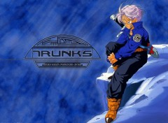 Fonds d'écran Manga trunks
