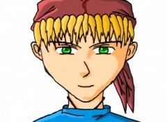 Fonds d'écran Art - Numérique manga deux