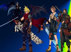 Wallpapers Video Games final fantasy persos