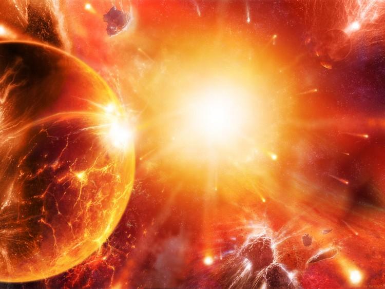 Wallpapers Space Universe Nova