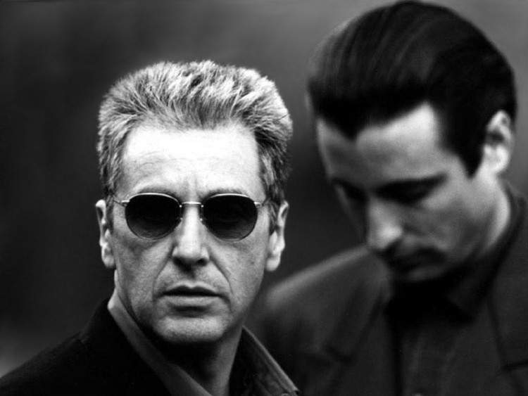 Fonds d'écran Célébrités Homme Al Pacino Al Pacino - The Godfather III