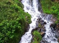 Fonds d'écran Nature cascade dans la hague