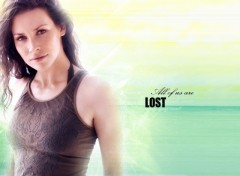 Wallpapers TV Soaps Evangeline Lilly