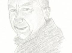 Fonds d'écran Art - Crayon mon père