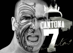Wallpapers Sports - Leisures Eric Cantona