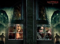 Wallpapers Movies tHE AMITYVILLE