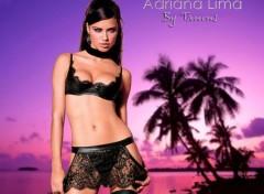 Wallpapers Celebrities Women Adriana lima by taurus
