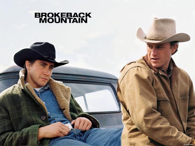Wallpapers Movies Wallpapers Brokeback Mountain Brokeback