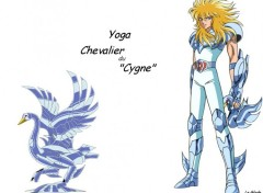 Wallpapers Manga Yoga du cygne