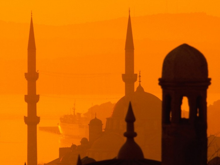 Wallpapers Trips : Asia Turkey Mosqué d'Istanbul