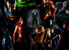Wallpapers Movies lES SUPER hEROS