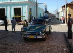 Fonds d'écran Voyages : Afrique Une américaine à Trinidad