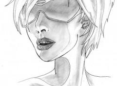 Fonds d'écran Art - Crayon Dior