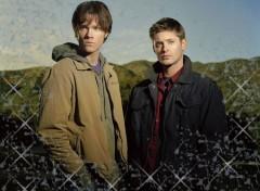 Fonds d'écran Séries TV Supernatural