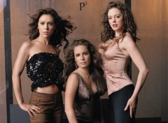 Fonds d'écran Séries TV P3 charmed