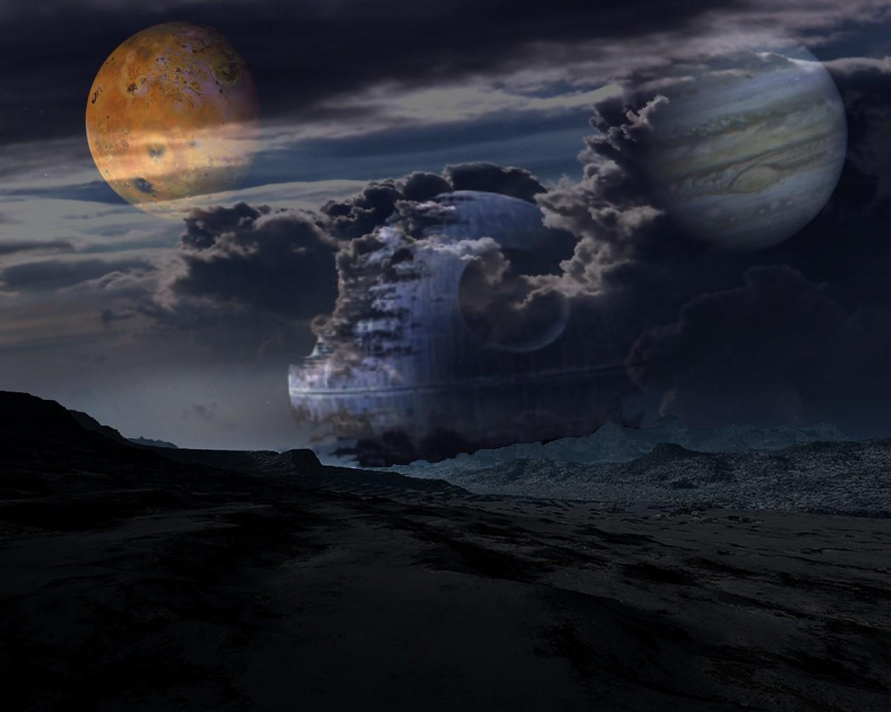 Fonds d'écran Espace Univers space