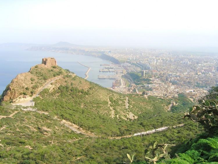 Wallpapers Trips : Africa Algeria Oran Santa Cruz