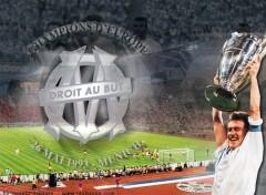 Fonds d'écran Sports - Loisirs marseille gagne la coupe de france