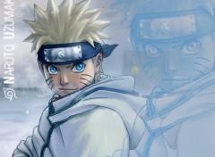 Fonds d'écran Manga Naruto Uzumaki