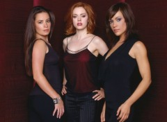 Fonds d'écran Séries TV Charmed