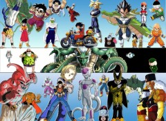 Wallpapers Manga Dragon ball z