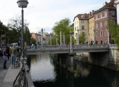 Fonds d'écran Voyages : Europe Ljubjana