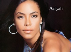 Fonds d'écran Célébrités Femme Aaliyah
