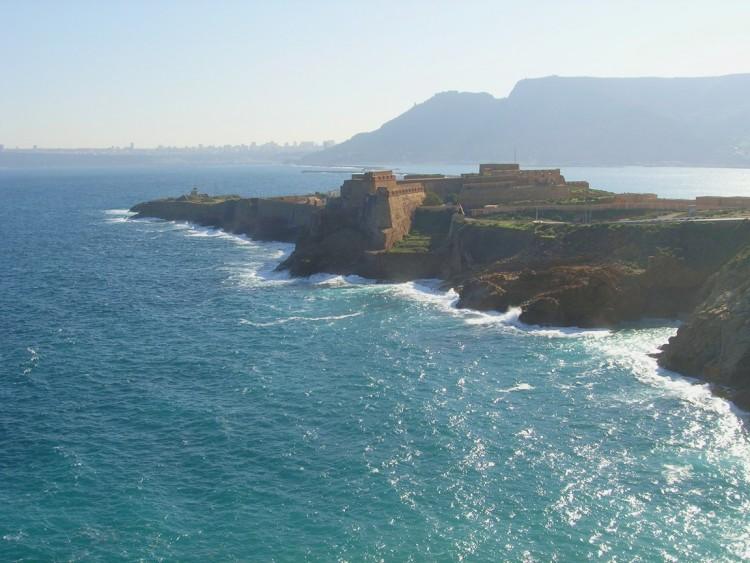 Fonds d'écran Voyages : Afrique Algérie Mers El Kebir