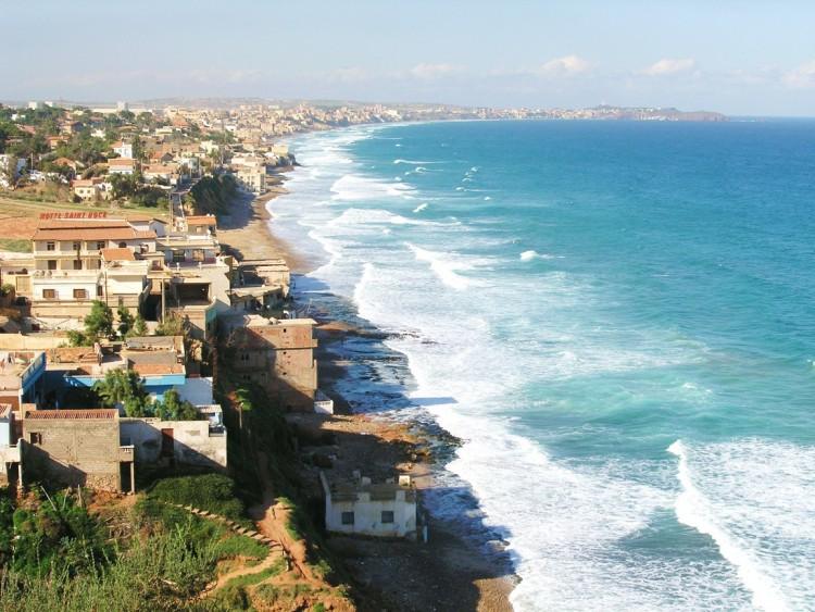 Fonds d'écran Voyages : Afrique Algérie Ain Turck