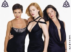Fonds d'écran Séries TV Charmed sisters