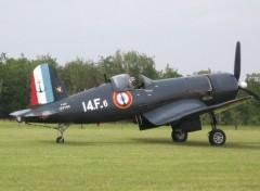 Fonds d'écran Avions CORSAIR F4U4