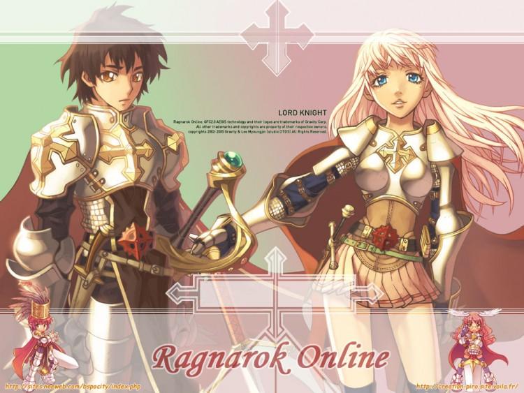 Wallpapers Video Games Ragnarok Lord knight