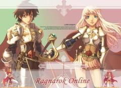 Fonds d'écran Jeux Vidéo Lord knight