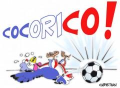 Fonds d'écran Art - Crayon COCORICO !